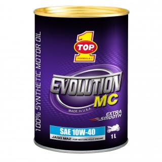 Mengenal Lebih Jauh Tentang Oli Top One Evolution