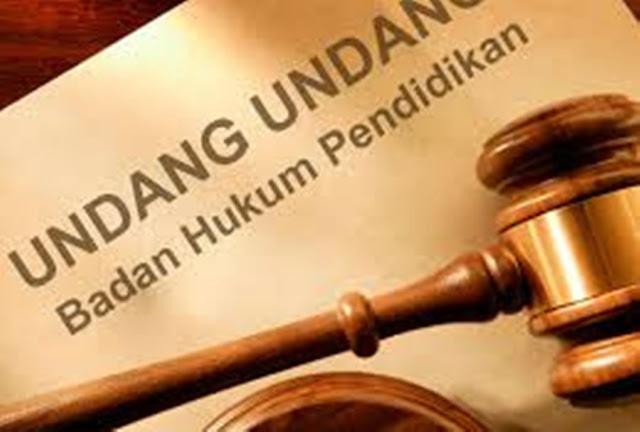 Dasar Peraturan Perundang-Undangan Republik Indonesia