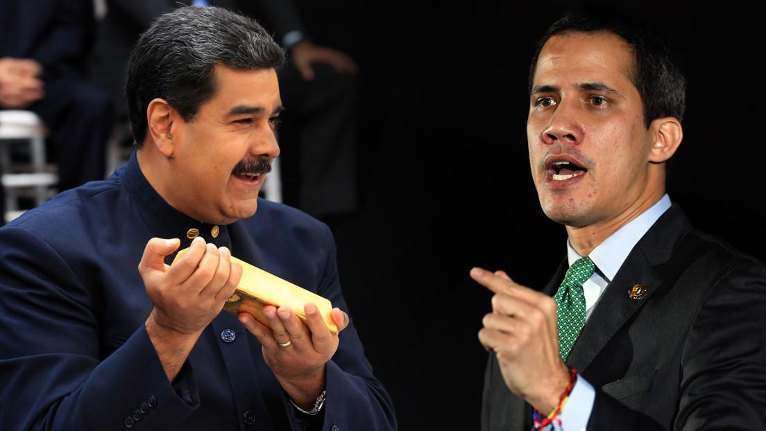 Justicia británica niega a Venezuela devolución de 31 toneladas de oro para compra de alimentos y medicinas y da permiso a Guaidó para usarlo.