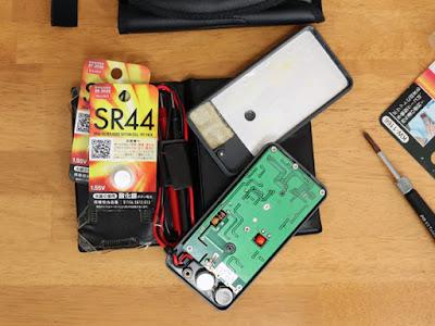 ダイタイソウ SR44 酸化銀ボタン電池