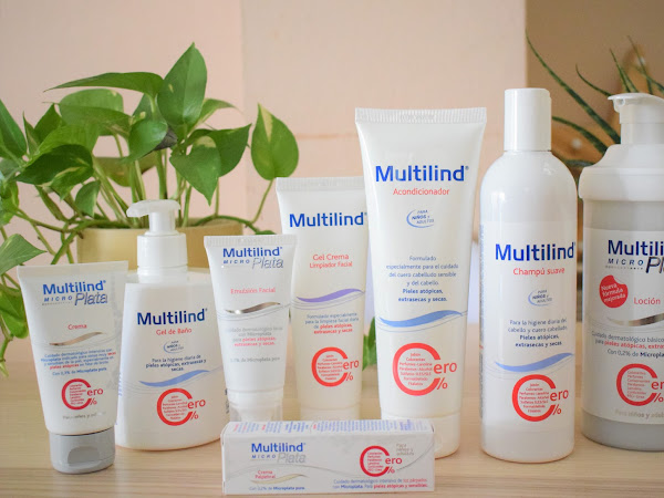 Cuidado de pieles atópicas y/o sensibles con multilind