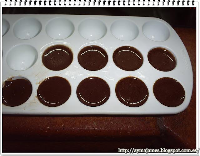 Coulant de chocolate / Fue un día como hoy