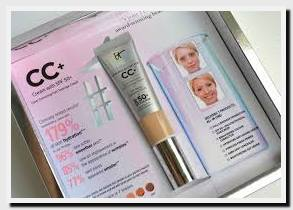 it cosmetic cc cream ingredients