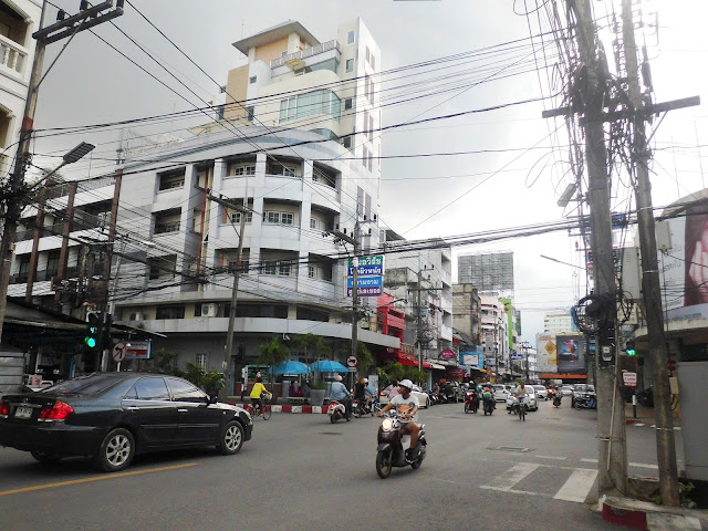 Kawasan Objek Wisata Hatyaii Thailand