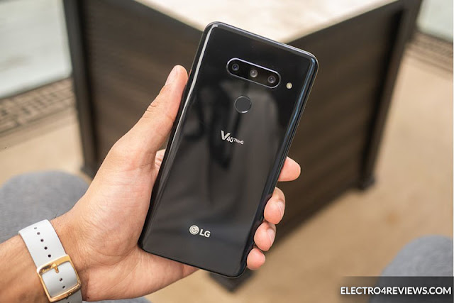 LG smartphone sector records yet another drop in sales 2019