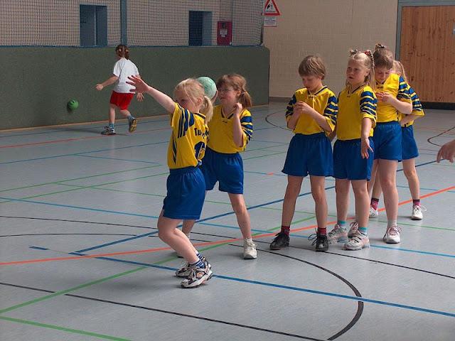 Importância de jogos pré-desportivos no ensino do Handebol