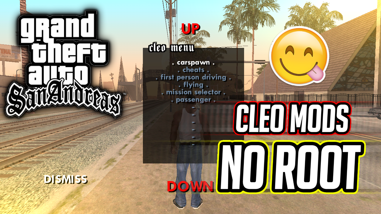 🌈 Gta san andreas android cleo mod apk download | Mods CLEO