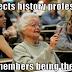 Cosas que nunca debes decir a un historiador