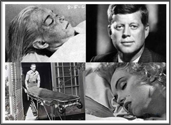 Historias Y Leyendas La Extraña Muerte De Marilyn Monroe