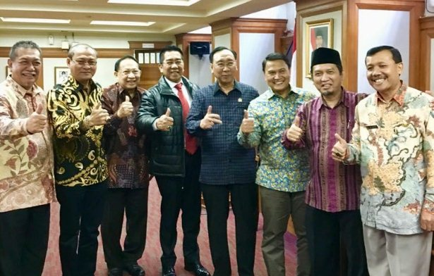 Ormas Se-Jabar Tolak Perppu No 2 Tahun 2017