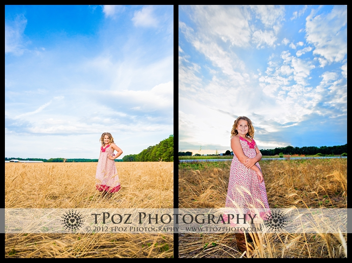 Stevensville Child Portrait