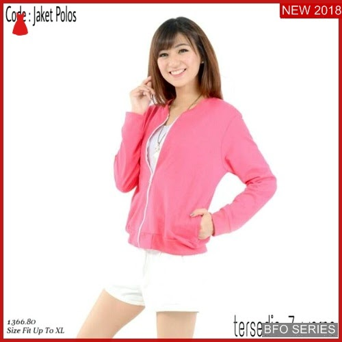 BFO030B23 JAKET Model BASIC POLOS Jaman Now 1366 BMGShop