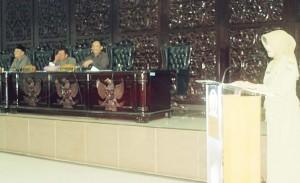 Perombakan Susunan Alat Kelengkapan DPRD Alot