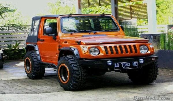 Katana Model Jeep