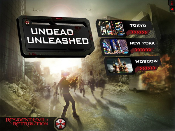 Game Undead Unleashed