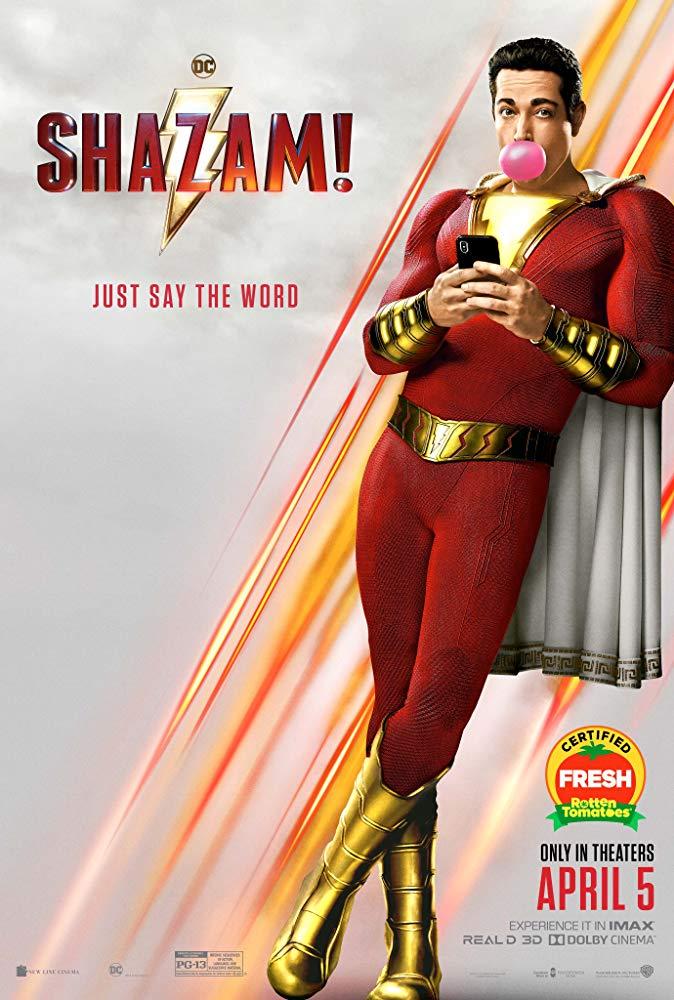 Download Shazam! (2019) HD Subtitle Indonesia 360p 480p 720p