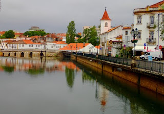 Riverside Tomar Portugal