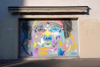 Sunday Street Art : Place de Rungis - Paris 13