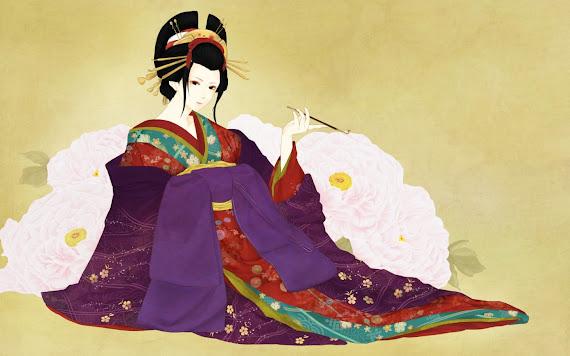 Geisha download besplatne pozadine za desktop 1440x900