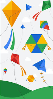 Google has released a set of new wallpapers 3