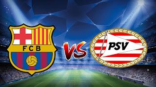 Barcelona - PSV Canli Maç İzle 18 Eylül 2018