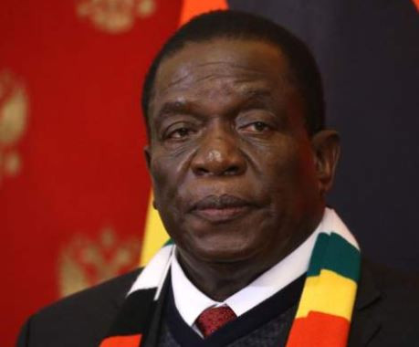 Five people charged over alleged plot to overthrow Zimbabwean president