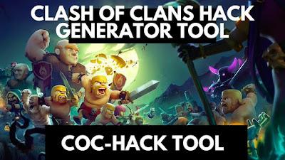 Clash Of Clans-Coc Hack Tool