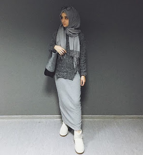 Fashion Hijab Casual
