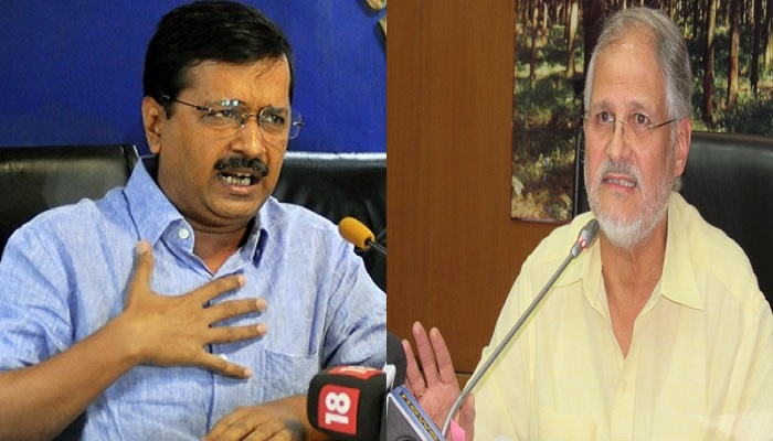 Delhi heading for chaos with all our decisions being nullified: Kejriwal