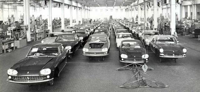 Fabrica de coches y Derecho del Trabajo