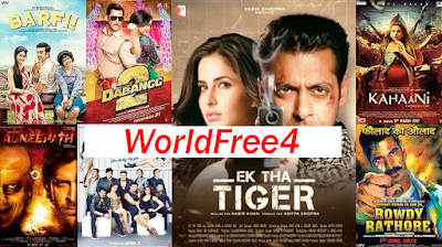 WorldFree4- 2020 Bollywood Hollywood Movies WorldFree4