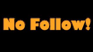 find NoFollow links