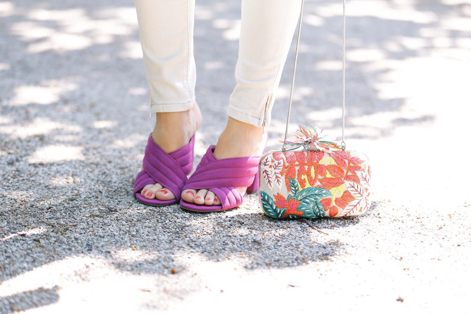 Justfab-mules-pinke-schuhe-fashionblogger-korbtasche.-zara-tasche-pinke-highheels