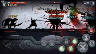 Download Dark Sword Mod Apk Unlimited Gold Terbaru