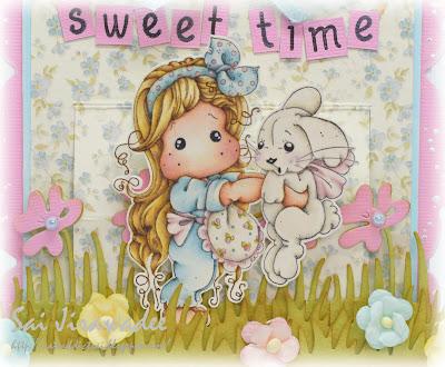 Magnolia Tilda Inez Bunny