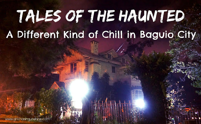 Baguio City Ghost Tour Philippines