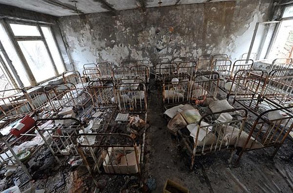 Hayalet Şehir Çernobil Nükleer Kazası: Dot 2.Bölüm