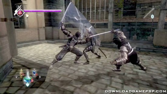 Ninja Gaiden Sigma Plus Download Game Psp Ppsspp Psvita Free