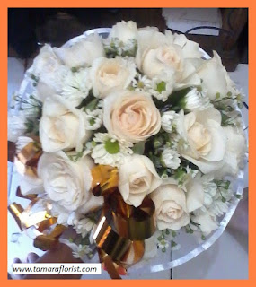 bunga tangan untuk pengantin