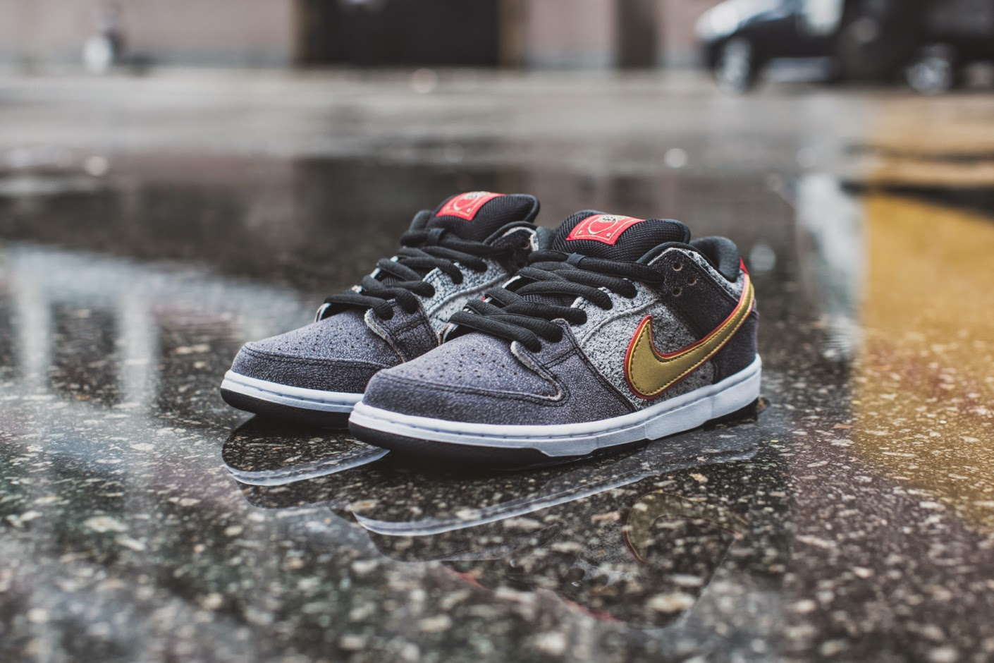 """purchase cheap efc61 982f7 Nike SB is paying tribute to the city of Beijing with its new Nike SB Dunk  Low Premium. Inspired from the narrow alleys in Chinese """"Hutong"""" that  tipify the ..."""