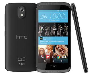 Harga HTC Desire 526 Terbaru, Didukung Prosesor Quad-core .1.1 GHz
