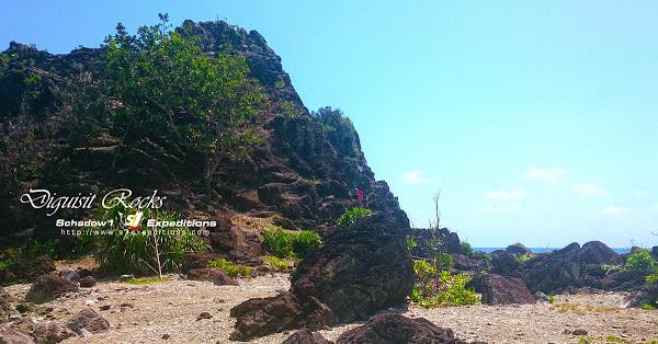 Diguisit Rocks - Baler - Schadow1 Expeditions