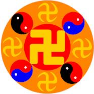 The Falun Dafa emblem