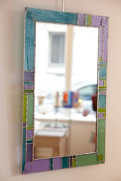 Egée - miroir