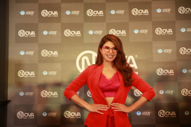 c109376db4e Jacqueline Fernandez gushed in excitement as she spoke on the brand  association
