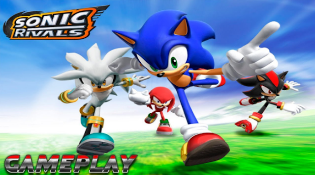 Sonic Rivals PPSSPP