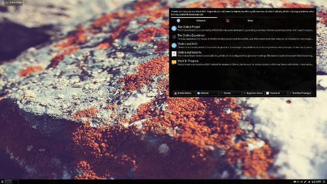 Lançadas novas atualizações de softwares para o sistema Chakra GNU/Linux!
