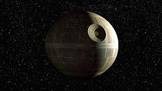 Estrella de la muerte - Star Wars