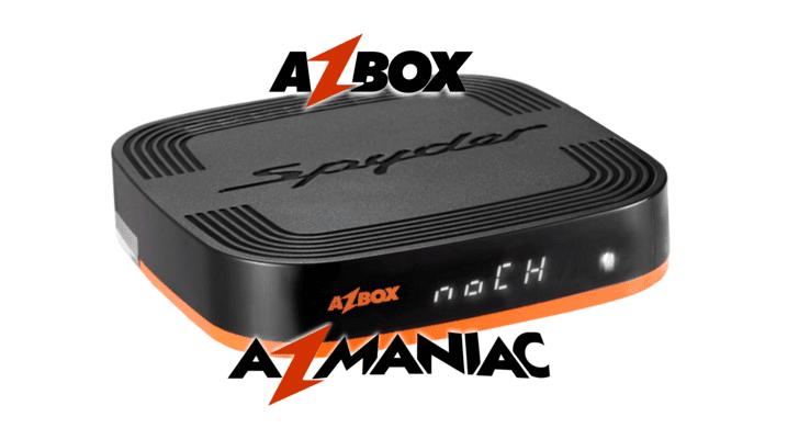 Azbox Spyder