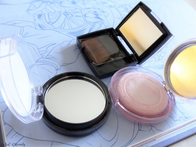 Max and More maquillage blushs